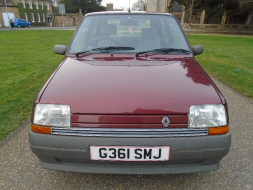 1989 Renault 5 Auto 1397cc For Sale (picture 4 of 6)