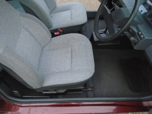 1989 Renault 5 Auto 1397cc For Sale (picture 5 of 6)