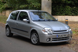 2000 Renault Sport Clio 172 II RS (172 phase 1) For Sale by Auction