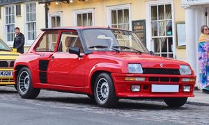 1983 Renault Turbo II: 16 Feb 2019 For Sale by Auction