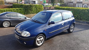 2000 Renault Clio RSI For Sale