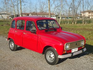 1991 Final Series Renault 4 TL 956 1 Owners-Conserved For Sale