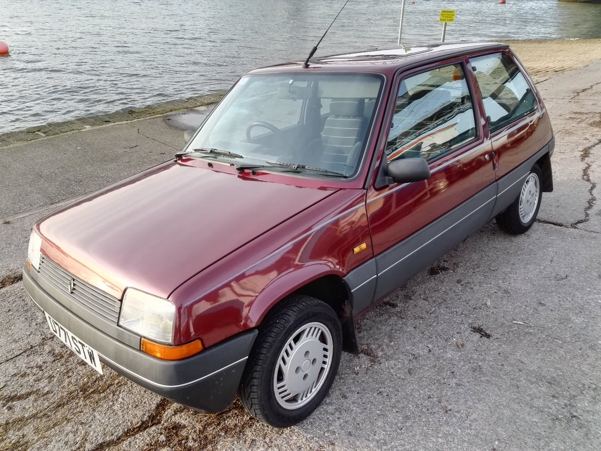 1986 Renault 5 GTS Panache  For Sale (picture 1 of 6)