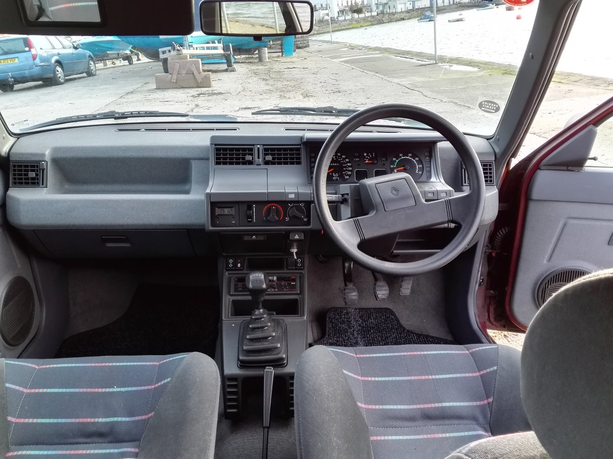 1986 Renault 5 GTS Panache  For Sale (picture 3 of 6)