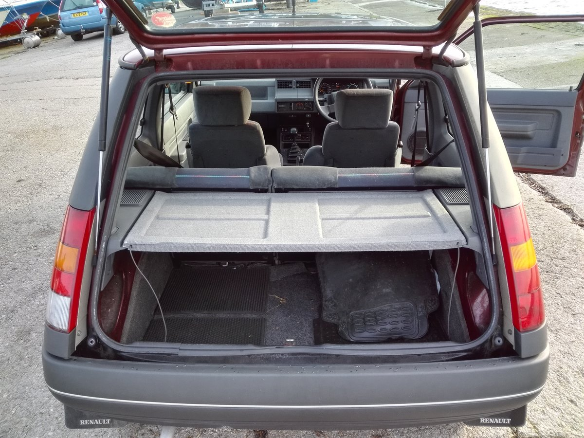 1986 Renault 5 GTS Panache  For Sale (picture 4 of 6)