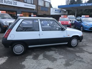 1994 Renault 5 Barn Find only 13,856 Miles For Sale