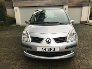 2007 Renault Modus Dynamique 1.5 DCi For Sale (picture 2 of 6)