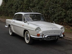1967 Renault Caravelle, possibly the very best, huge provenance