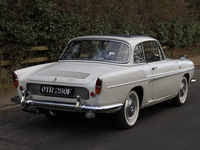 1967 Renault Caravelle, possibly the very best, huge provenance SOLD (picture 3 of 6)