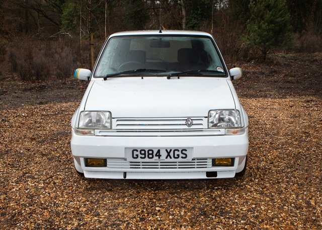 1990 Renault 5 Turbo SOLD by Auction (picture 1 of 6)