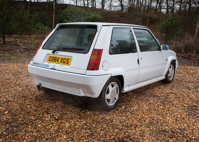 1990 Renault 5 Turbo SOLD by Auction (picture 2 of 6)