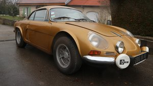 1975 RENAULT ALPINE A 110 V85 For Sale