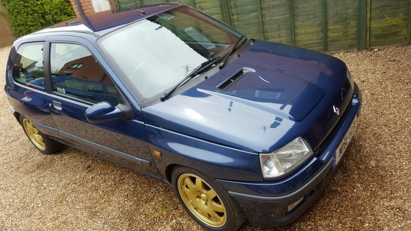 1995 Renault Clio Williams 2 For Sale by Auction (picture 3 of 6)