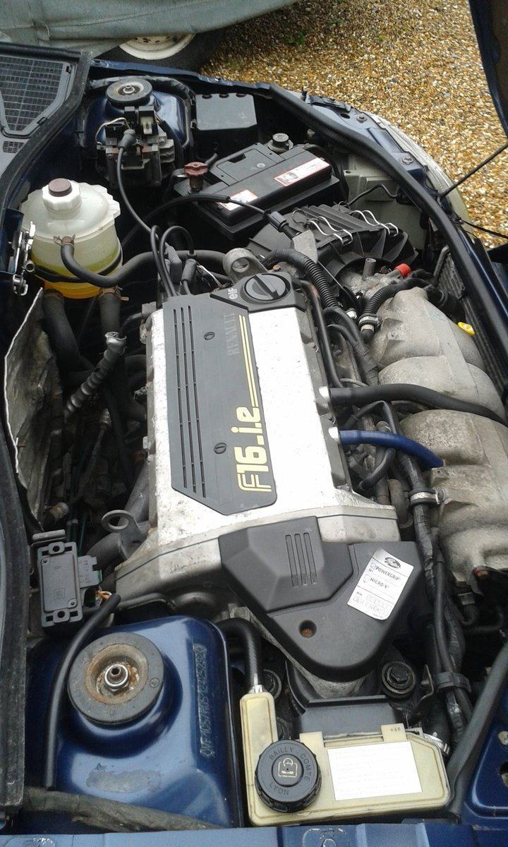 1995 Renault Clio Williams 2 For Sale by Auction (picture 6 of 6)