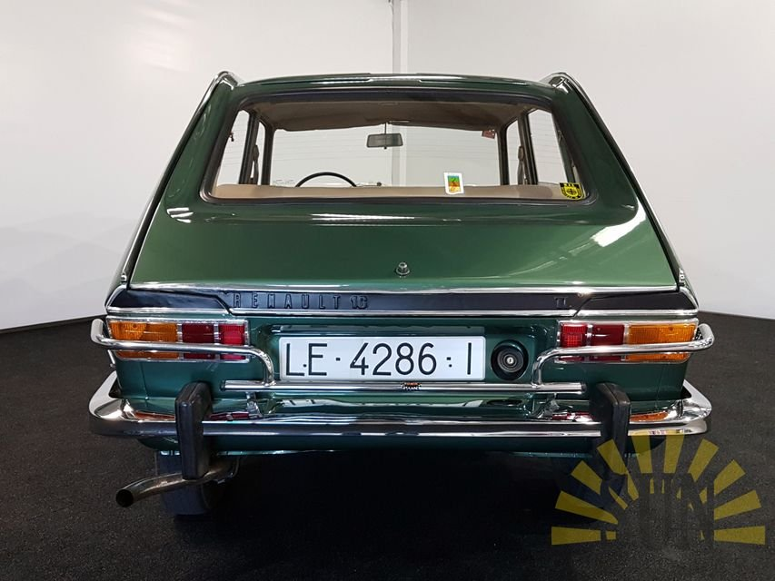 Renault 16tl 1977, good condition.  For Sale (picture 3 of 6)