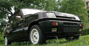 1983 Renault 5 Alpine Turbo For Sale