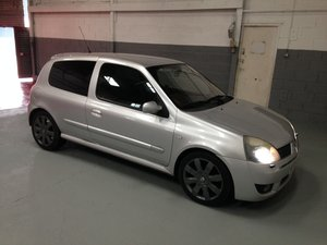 2005 RENAULTSPORT CLIO 182 RS 74000 FSH For Sale