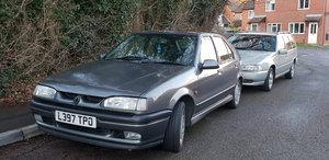 1993 Renault 19 RSI 1.8 8v MPI For Sale