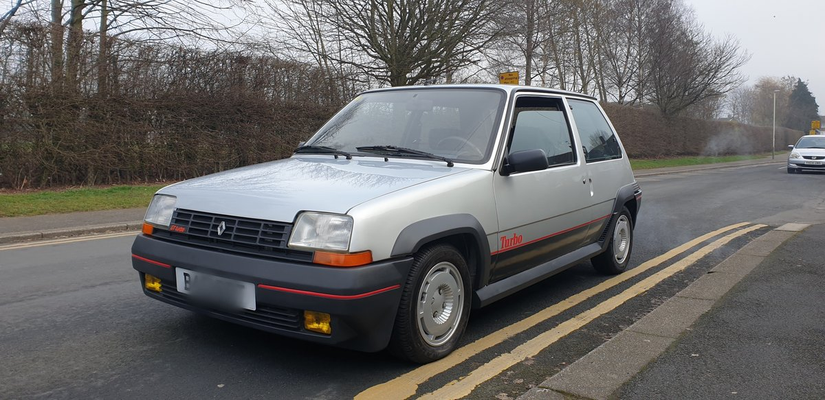 Renault 5 GT turbo Phase 1 1985 For Sale (picture 1 of 6)