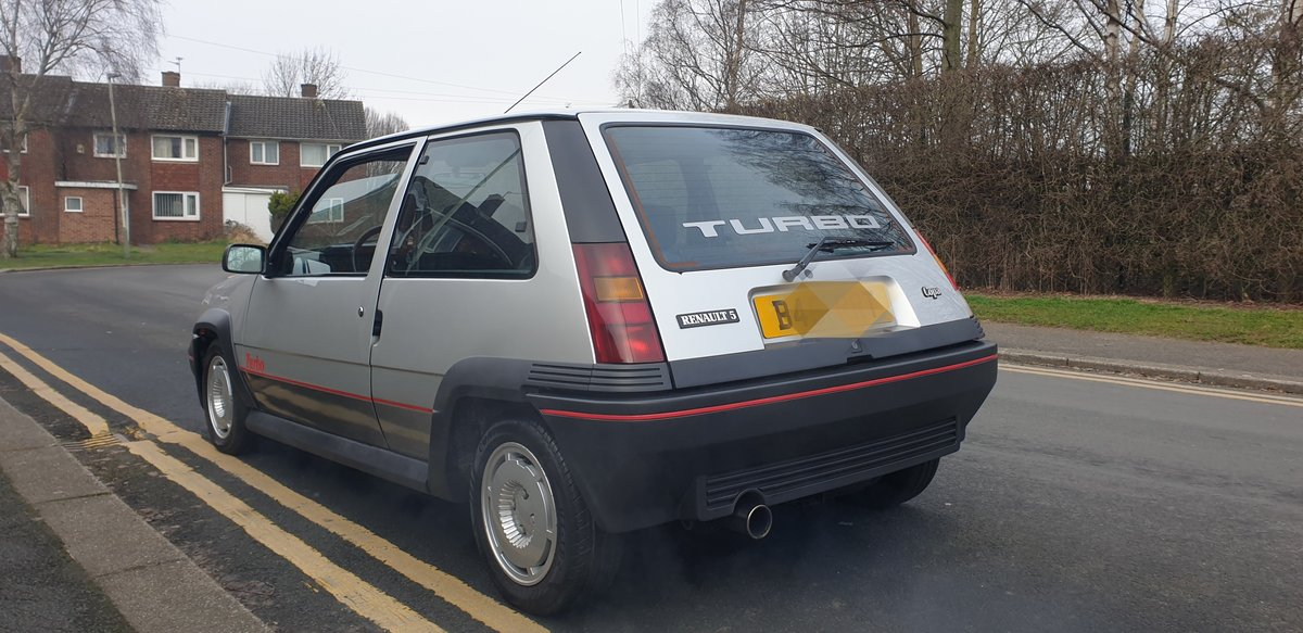 Renault 5 GT turbo Phase 1 1985 For Sale (picture 2 of 6)