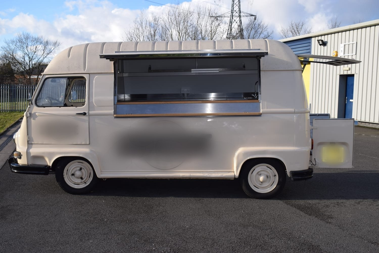 1974 Estafette Food Van For Sale (picture 3 of 6)
