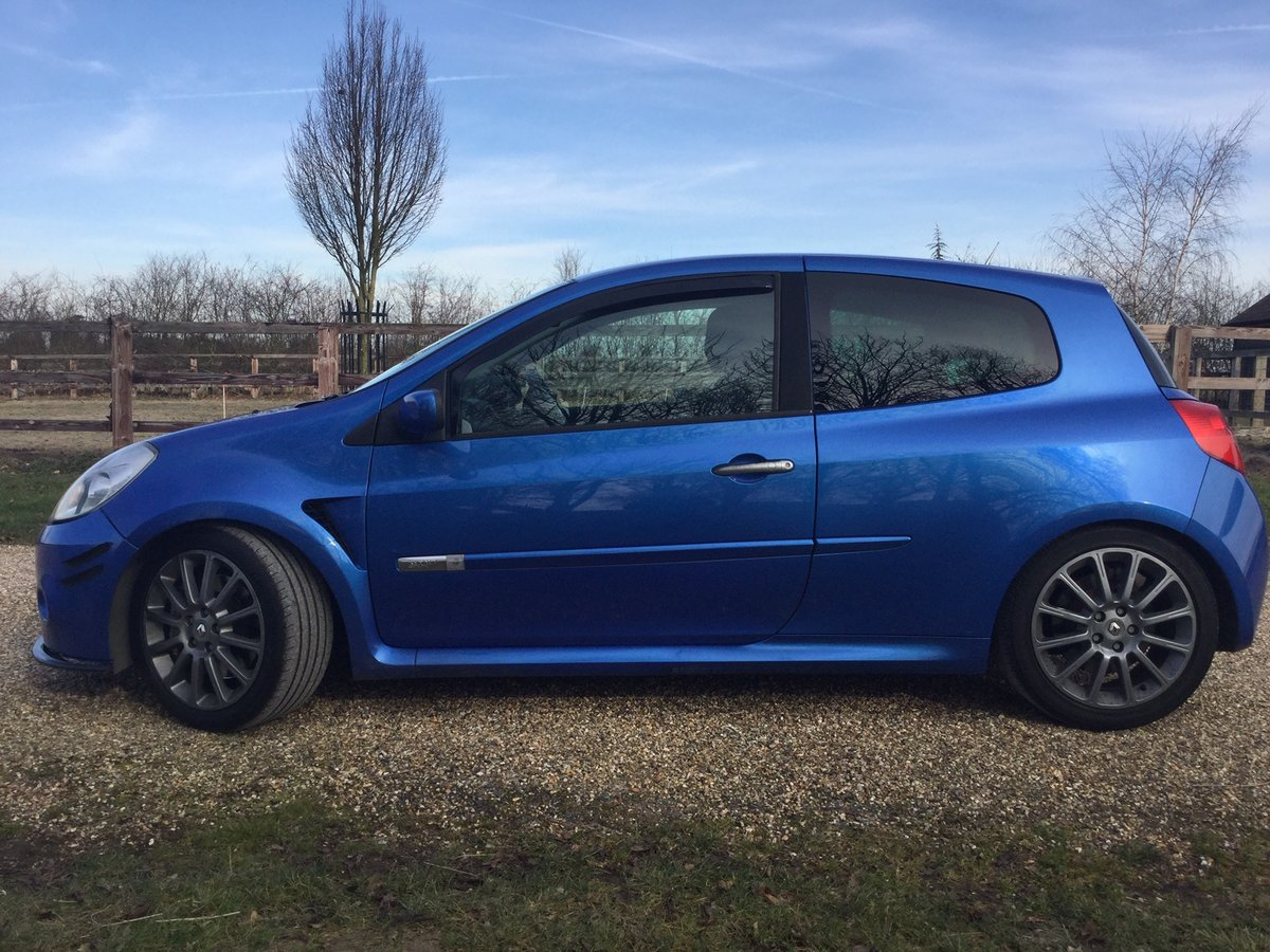 2007 Renault Sport Clio 197 X85  For Sale (picture 5 of 6)