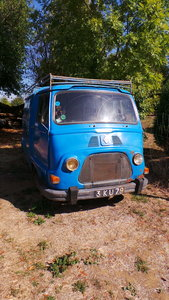 1969 Classic Original French Renault Estafette Van - HY