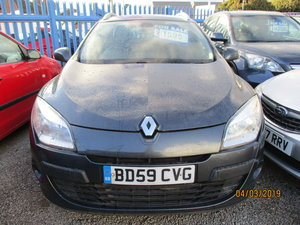 2009 59 PLATE PETROL 1600cc VVT ENGING ESTATE MACH 2020 MOT