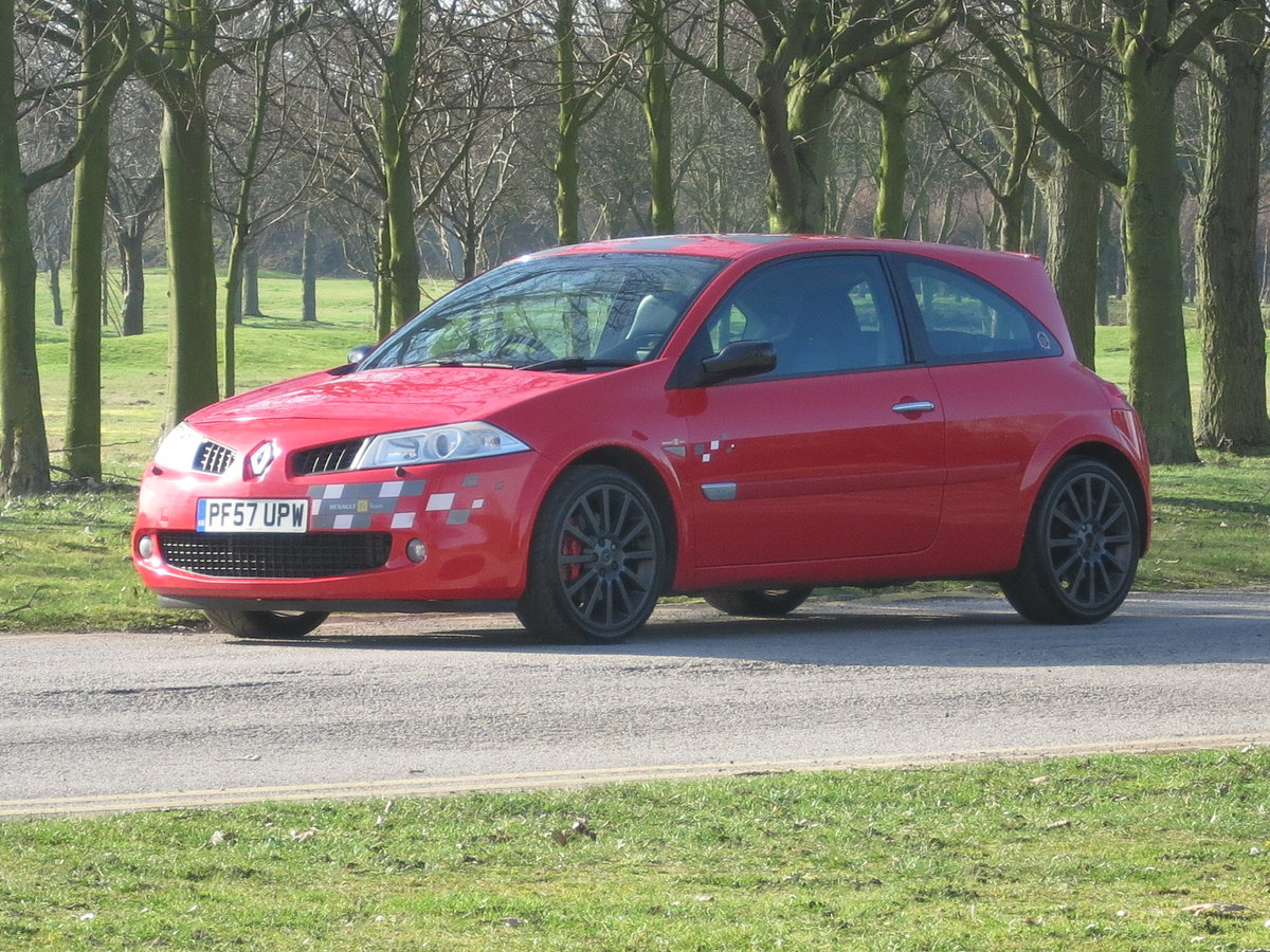 2007 `57` RENAULTSPORT MEGANE R26 F1 TEAM 86,000 MILES FSH SOLD (picture 1 of 6)