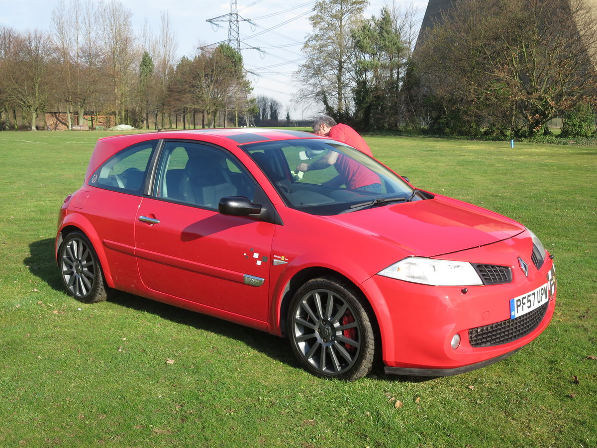 2007 `57` RENAULTSPORT MEGANE R26 F1 TEAM 86,000 MILES FSH SOLD (picture 2 of 6)