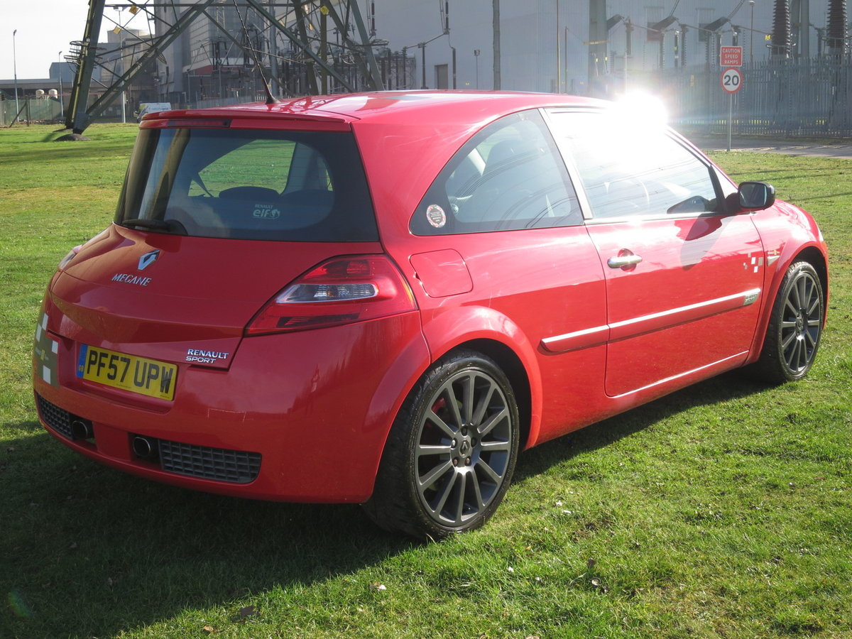 2007 `57` RENAULTSPORT MEGANE R26 F1 TEAM 86,000 MILES FSH SOLD (picture 3 of 6)