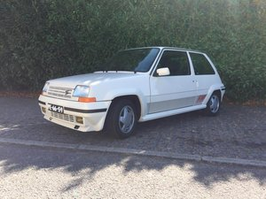 1988 Renault 5 GT Turbo - only 45.000 Km