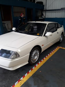 1988 A very presentable Renault Alpine GTA (Non Turbo) For Sale
