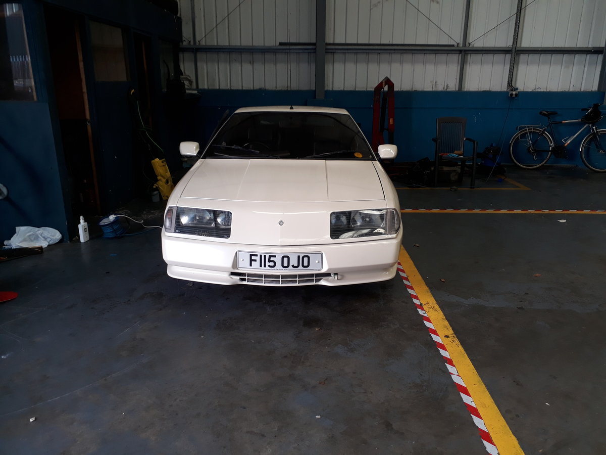 1988 A very presentable Renault Alpine GTA (Non Turbo) For Sale (picture 4 of 6)