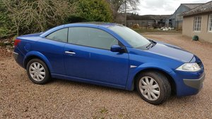 2006 Renault Megane Convertible For Sale