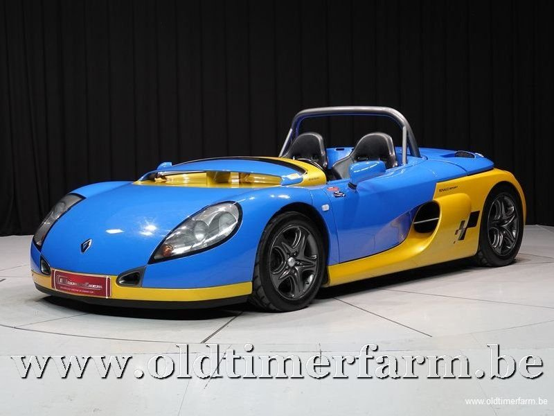 1997 Renault Spider '97 For Sale (picture 1 of 6)
