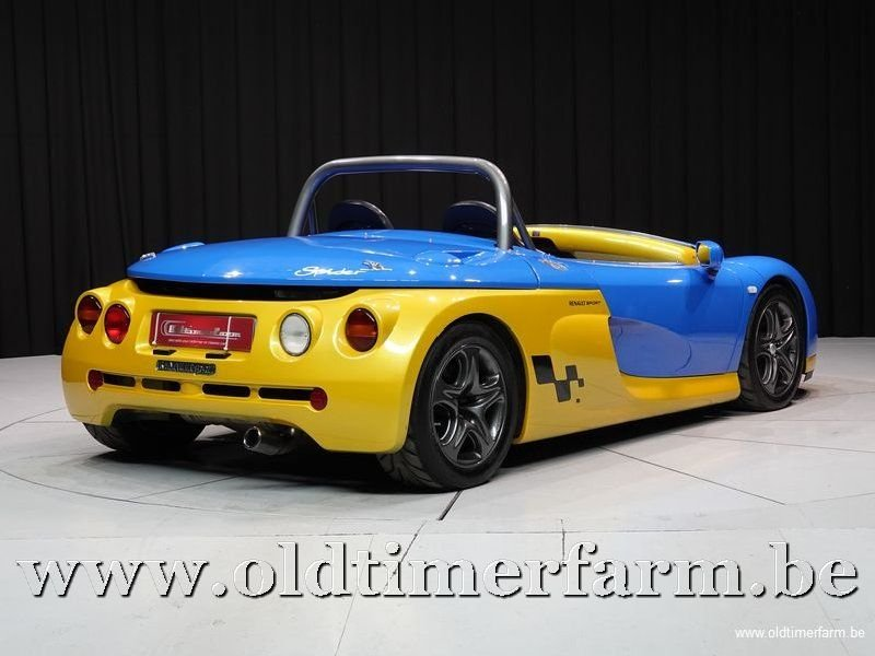 1997 Renault Spider '97 For Sale (picture 2 of 6)