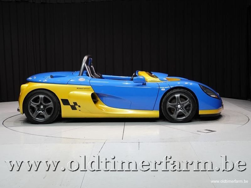 1997 Renault Spider '97 For Sale (picture 3 of 6)