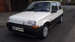 1989 RENAULT R5 AUTOMATIC
