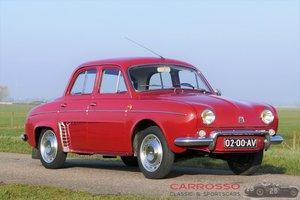 Renault Dauphine Gordini from 1966, Unique and Original car For Sale