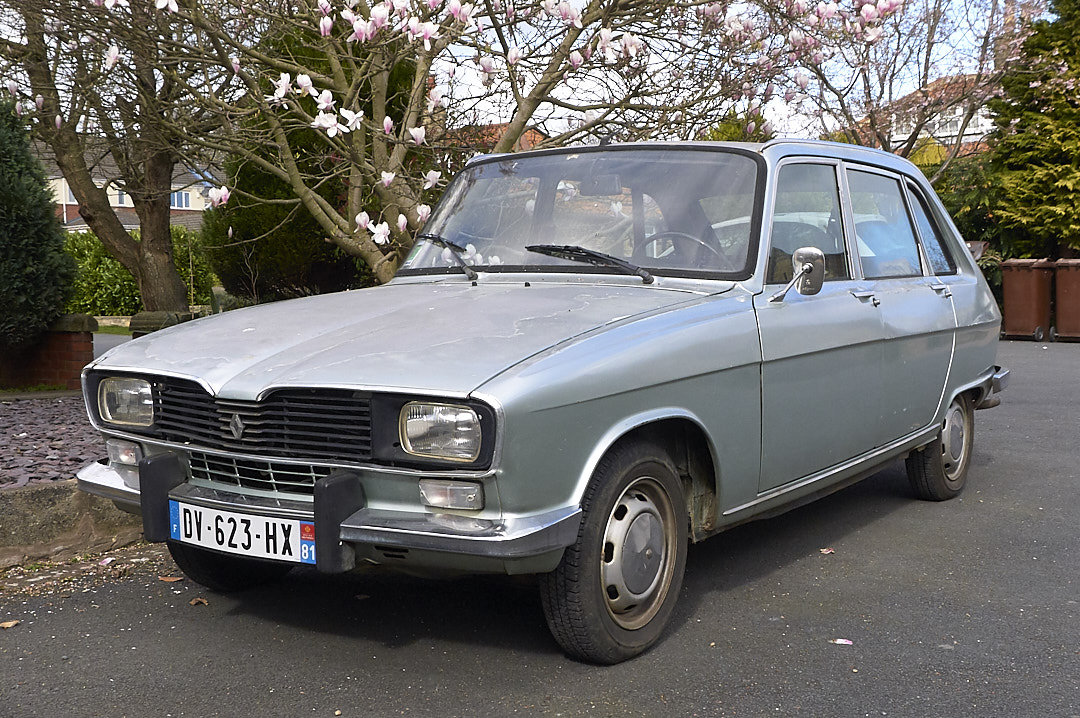 1976 RENAULT 16TL For Sale (picture 1 of 6)