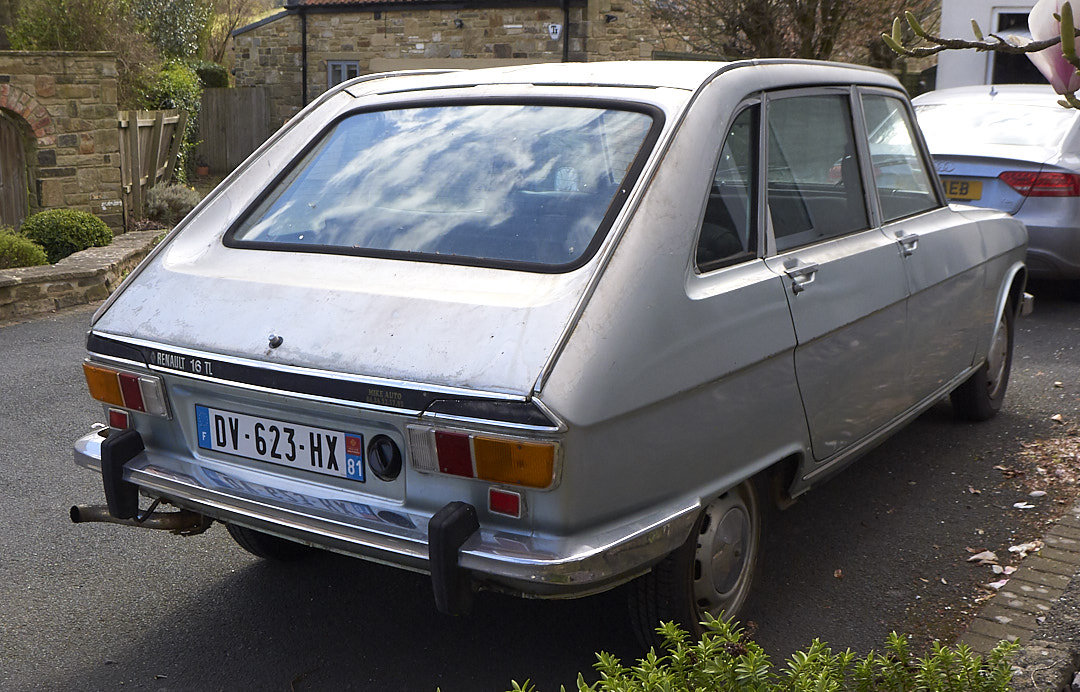 1976 RENAULT 16TL For Sale (picture 4 of 6)