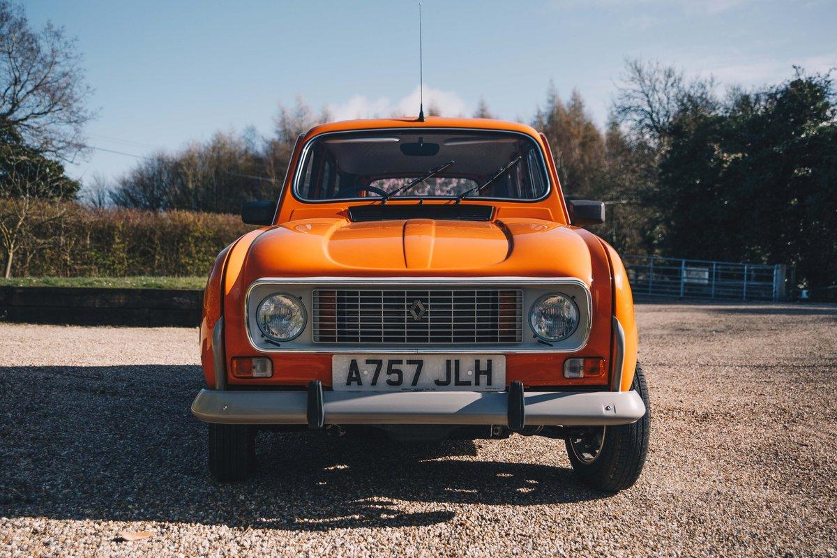 1984 Rhd Renault 4 GTL  SOLD (picture 1 of 6)