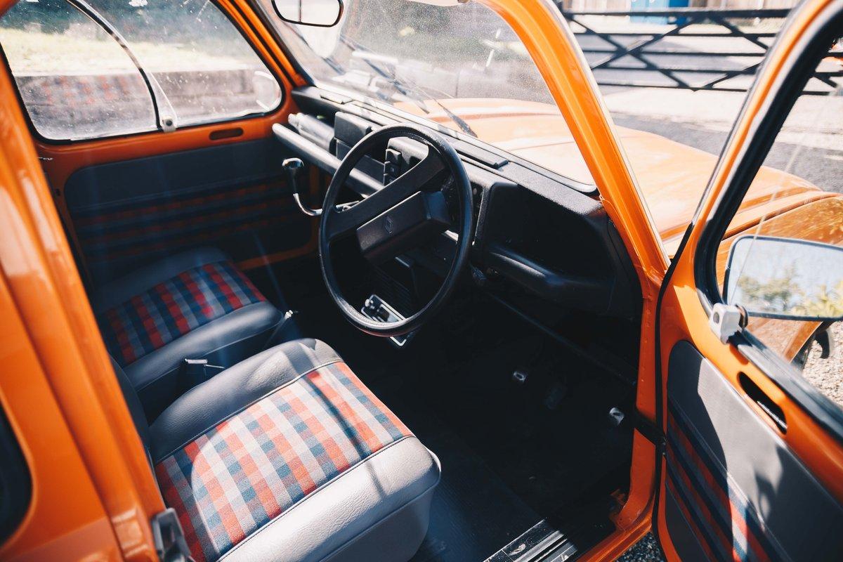 1984 Rhd Renault 4 GTL  SOLD (picture 3 of 6)