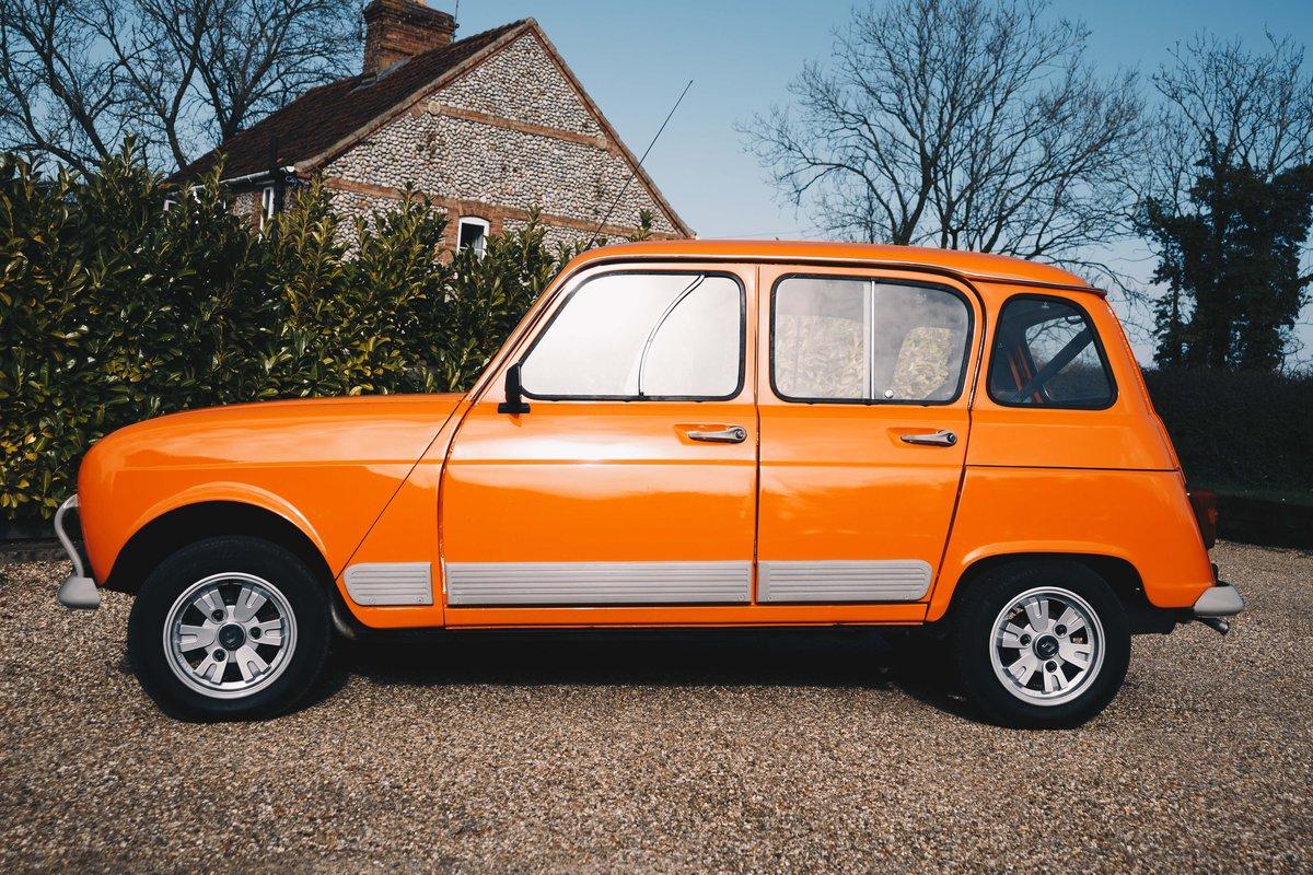 1984 Rhd Renault 4 GTL  SOLD (picture 6 of 6)