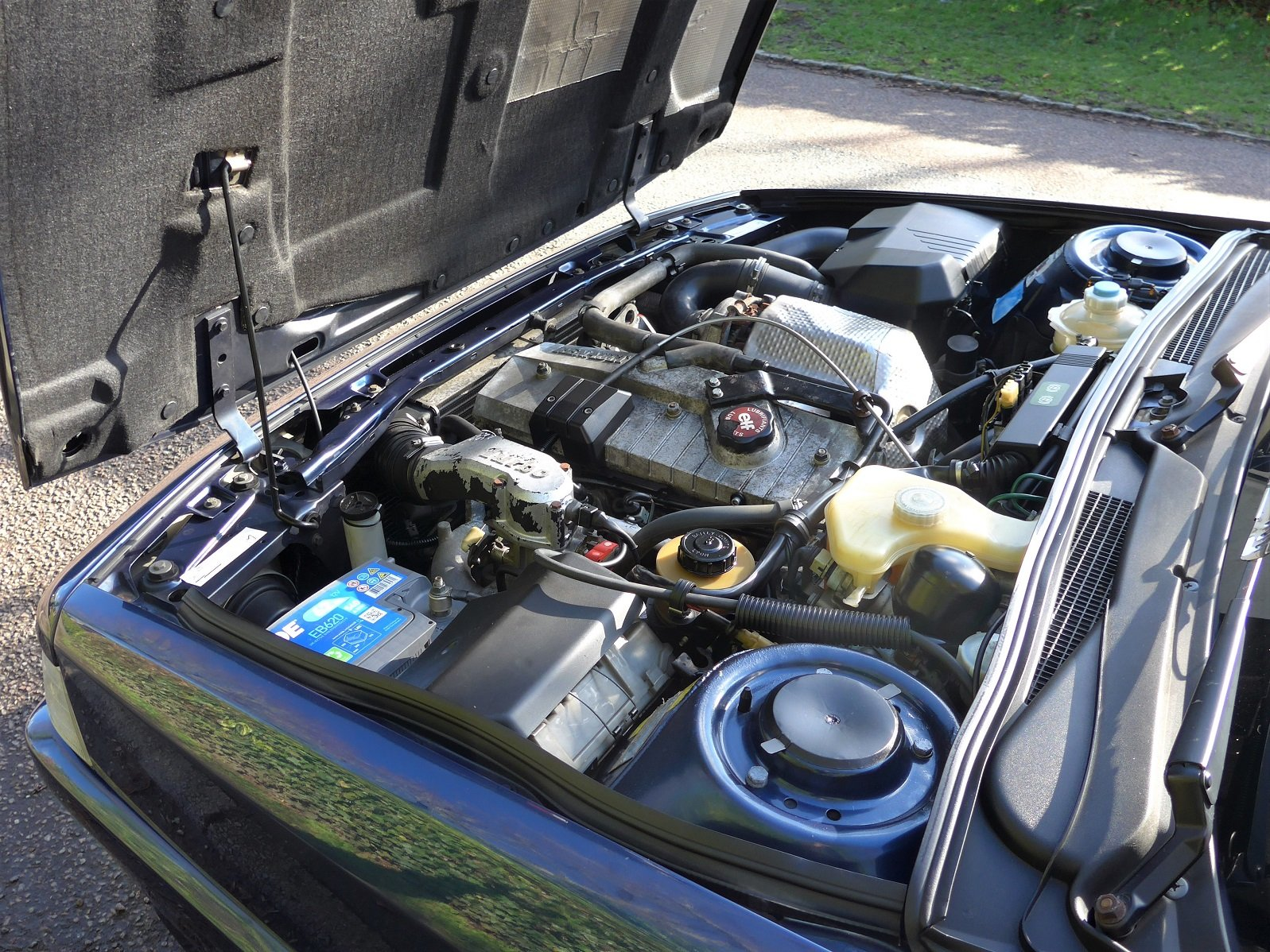 1992 RENAULT 21 TURBO - 27,000 miles. Exceptional. LHD. For Sale (picture 4 of 6)