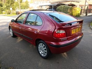 2001 Outstanding throughout Just 21800 Miles With Service History SOLD
