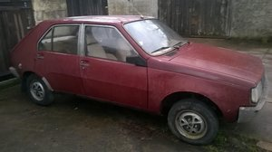 1981 For Sale - ultra rare Renault 14TS For Sale