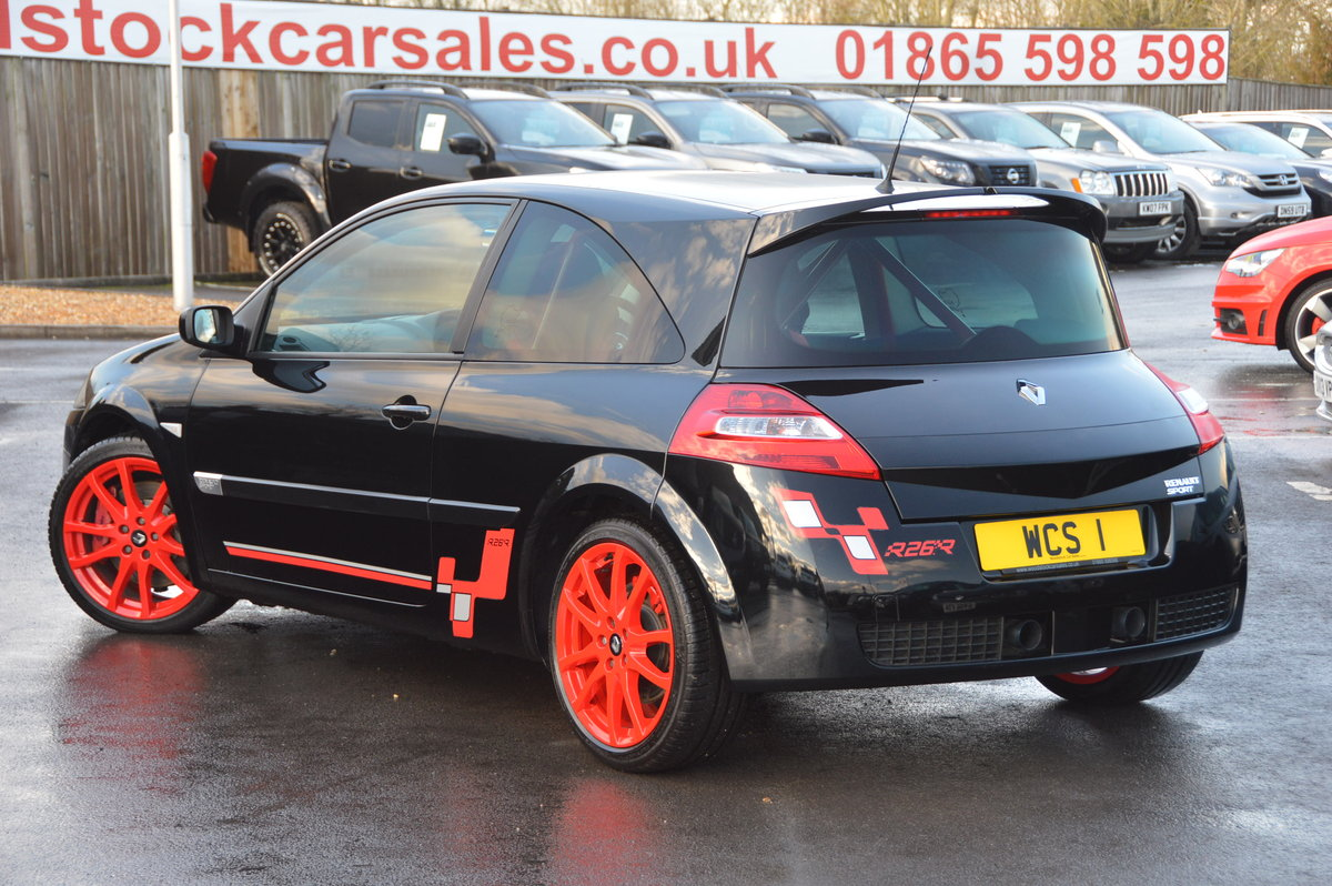 2009 Renault Megane Renaultsport Titanium and Cage 12k For Sale (picture 2 of 6)