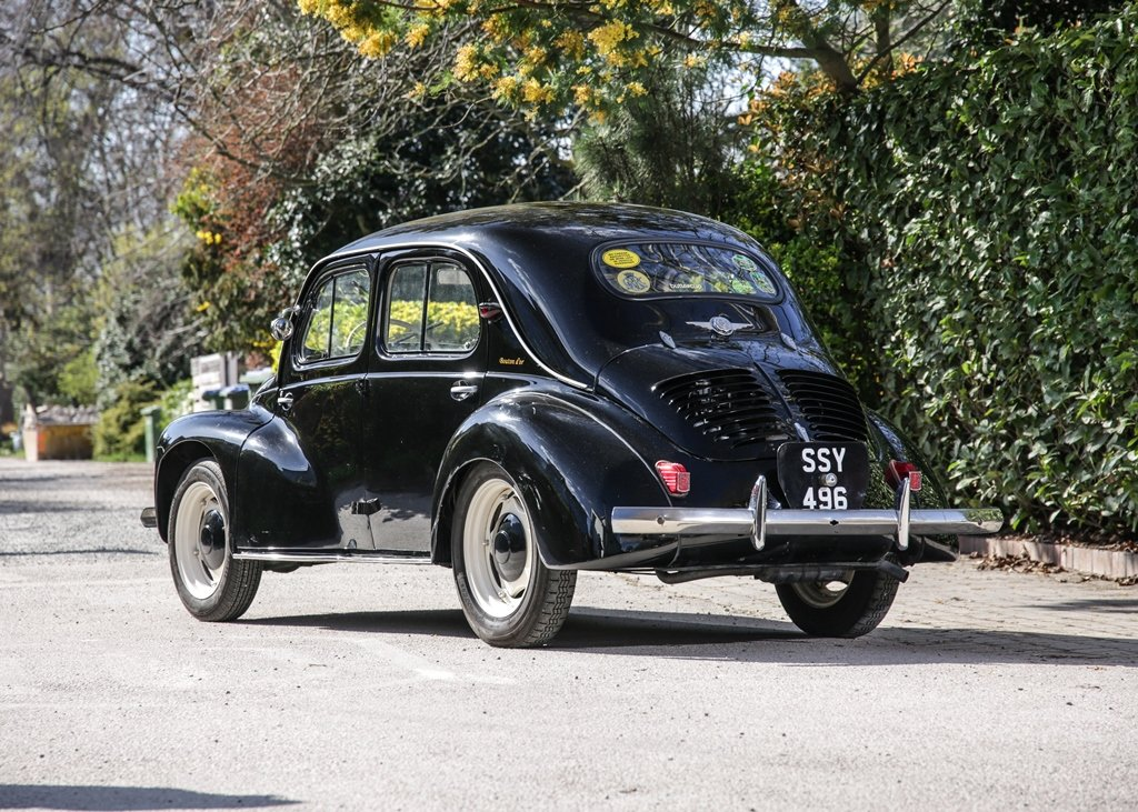 1955 Renault 4CV 'Bouton d'Or' SOLD by Auction (picture 2 of 6)